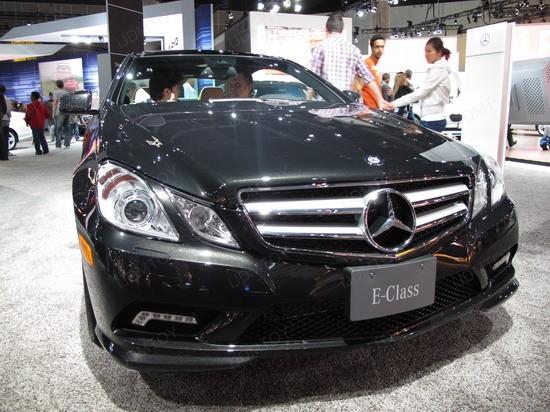 Mercedes E Class LED DRL 1